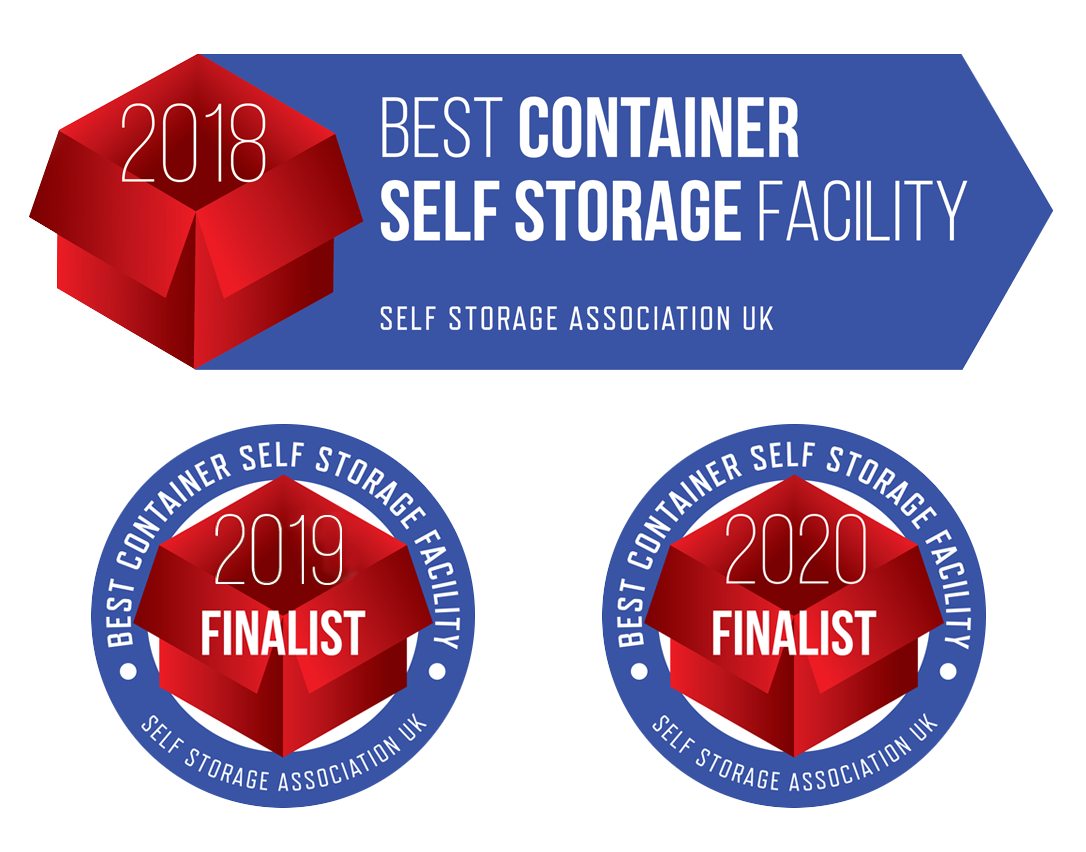 best business self storage units UK