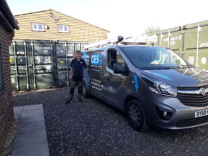 self storage, Gloucestershire Electrical Services, Tewkesbury Space Program