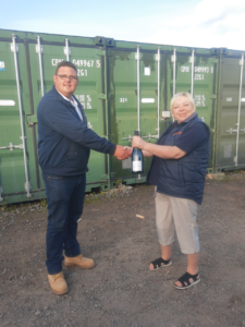 DS Roofing, customer of the month, Weston Space Program
